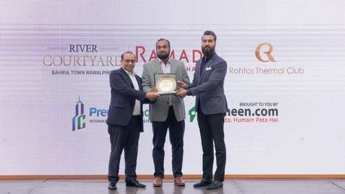 Zameen.com inaugurates Ramada by Wyndham's project in Bahria Town