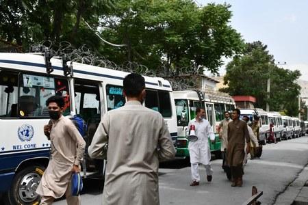 Pakistan begins repatriating residents stranded in Afghanistan