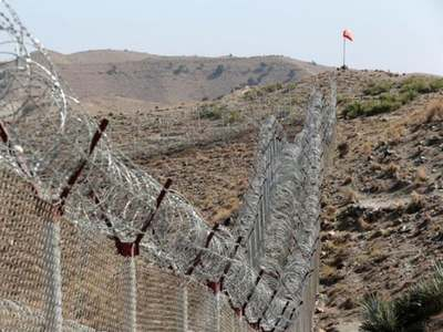 Three soldiers martyred near Afghan border