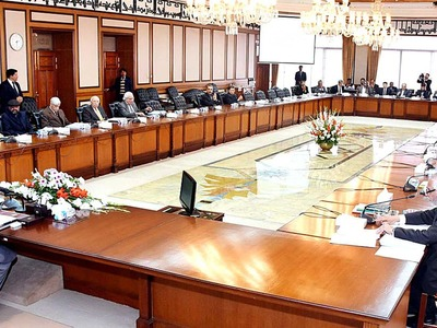 Cabinet meets today