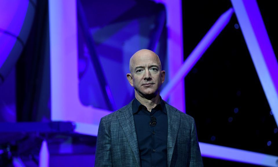 What's next for Amazon's Jeff Bezos? Look at his Instagram