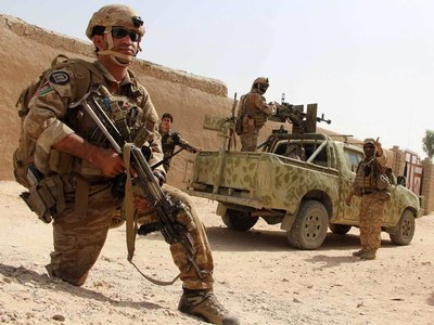 Afghan forces deploy to counter Taliban assault