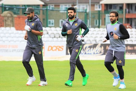 PCB satisfied over Pakistan team's health after Covid outbreak in England camp