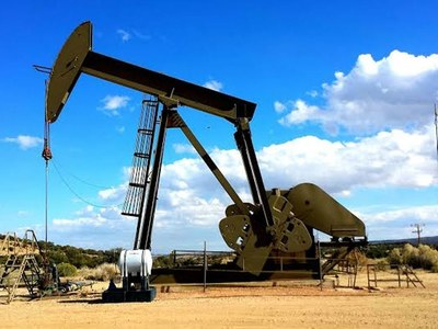Oil drops sharply from multi-year highs
