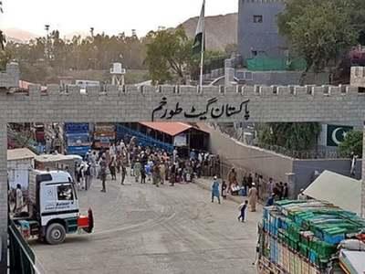 Torkham border sealed