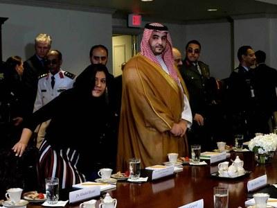 Saudi official in US for talks on Yemen, Iran, Khashoggi
