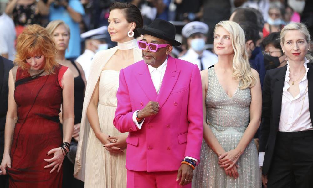 Spike Lee and 'Annette' kick off 74th Cannes Film Festival