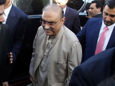 IHC grants pre-arrest bail to Zardari in New York apartment case