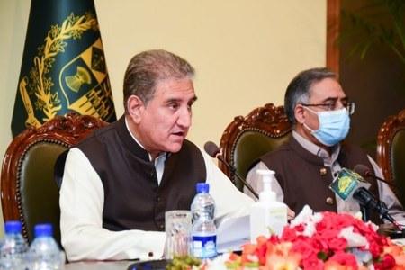 Sindh govt should not deprive Tharparkar residents of basic rights: Qureshi