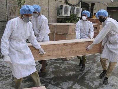 World passes 'tragic milestone' of 4 million Covid deaths: WHO