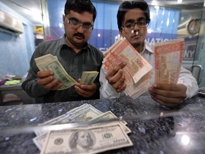 Rupee loses another 41 paisas against dollar
