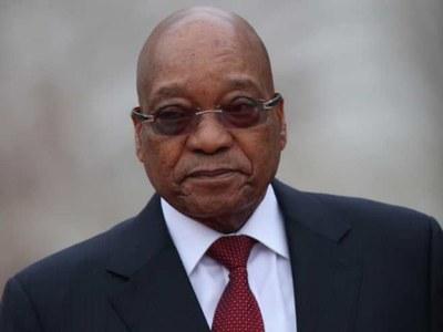 Zuma begins jail term