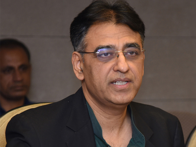 Will shut down restaurants, wedding halls if SOPs not followed, warns Asad Umar