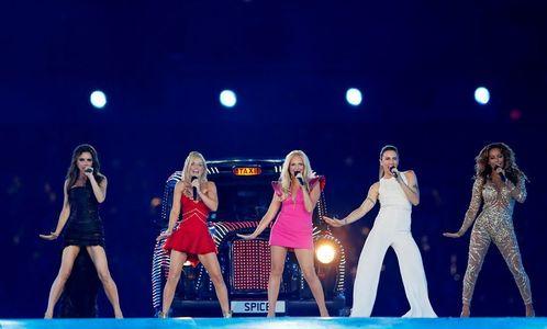 Spice Girls mark 25 years since 'Wannabe' release