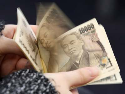 Yen set for biggest weekly rise in Europe