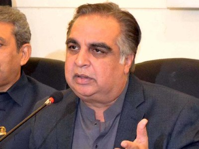 Karachi administrator: Governor rejects plan to appoint Murtaza