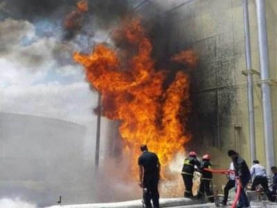 Iran investigating blast in Tehran, no casualties