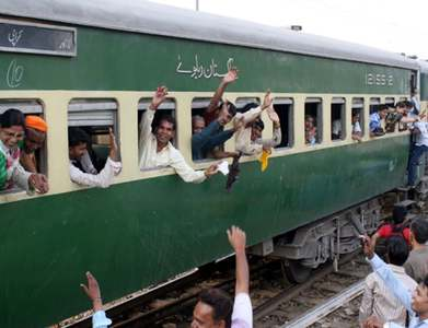 Railways' revenue up by Rs1.5bn during FY21