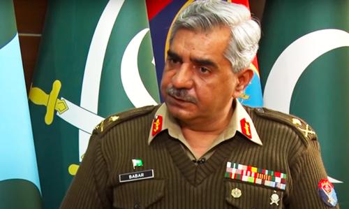 Pakistan facilitator of Afghan peace process, not guarantor: DG ISPR