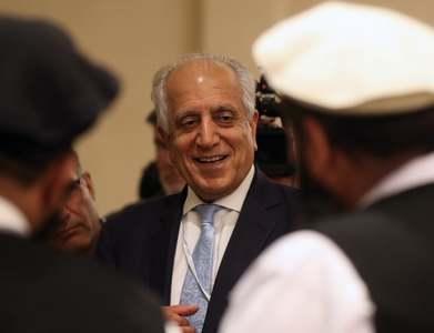 Khalilzad heads to Pakistan
