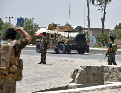 Envoy urges world to strengthen Afghan security