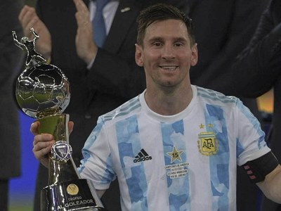 Messi's Argentina trophy odyssey ends in Brazil