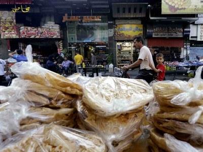 Syria govt raises bread, diesel prices as crisis deepens