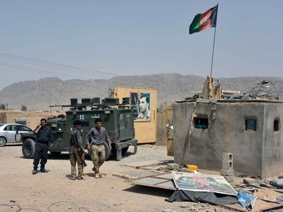 India pulls staff from Kandahar consulate after intense fighting