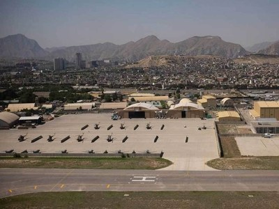 Afghanistan installs anti-missile system at Kabul airport: India pulls staff from Kandahar consulate