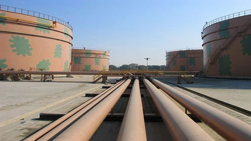 90pc work on white oil pipeline's dualization completed