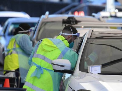 Australia's COVID-19 outbreak grows despite Sydney lockdown