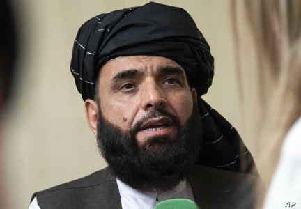 Pakistan can support peace process, but cannot dictate to us: Afghan Taliban spokesman