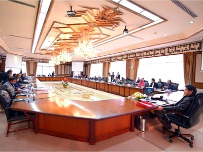 Cabinet to take up 22-point agenda today