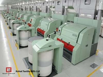 Kohat Textile Mills Limited