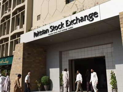 Investors remain cautious as KSE-100 Index ends 33 points higher