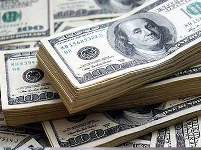 Early trade in New York: Dollar jumps against basket of currencies
