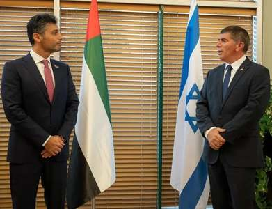 In first for Gulf, UAE opens embassy in Israel, hails trade ties