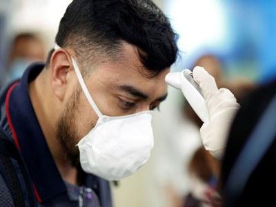 Coronavirus positivity rate again crosses 4pc mark