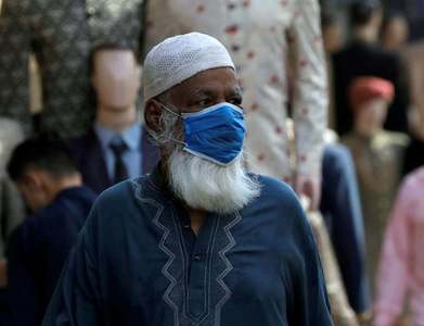 Pakistan reports 2,545 Covid-19 cases in a single day, highest since May 29