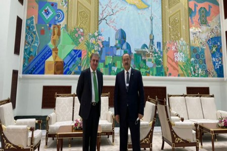 Pakistan, Uzbekistan can expand bilateral cooperation with mutual effort: Qureshi