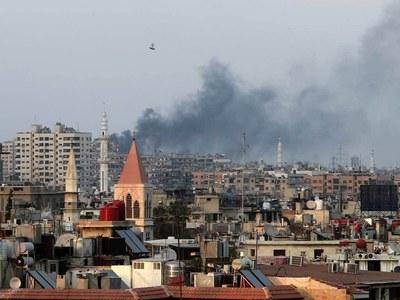 Regime shelling kills 9 civillians in NW Syria: monitor