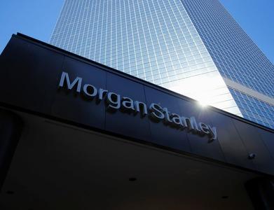 Morgan Stanley profit rises on capital market, deal-making boom