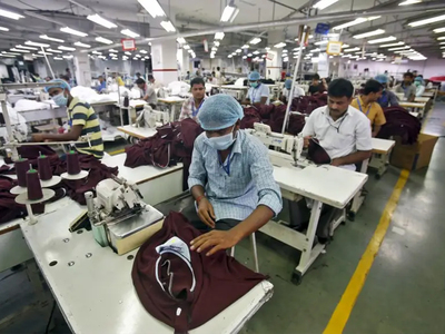 Textile output: flat-lined?