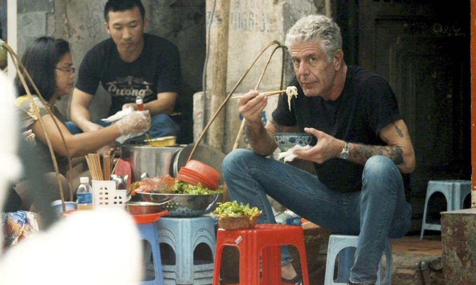 New documentary explores Anthony Bourdain's own 'Parts Unknown'