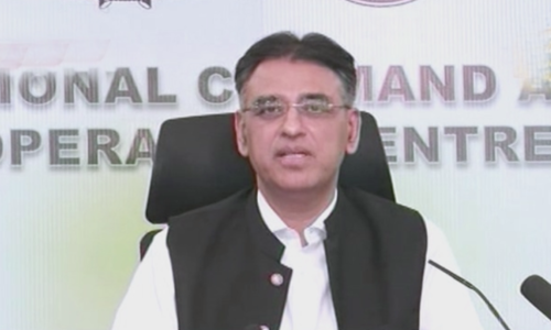 Pakistan is at risk from Covid's Delta variant, warns Asad Umar