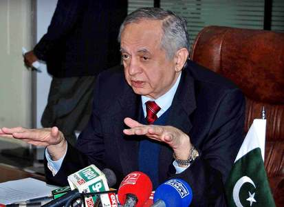 Govt successfully completing agenda of economic stability: Dawood