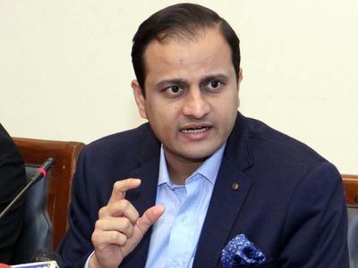 Murtaza Wahab made KMC's administrator