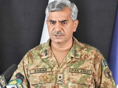 Army 'keeping a close eye' on Afghan situation: DG ISPR