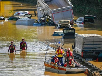 Flood death toll rises to 156 in Germany, 183 for Europe: police
