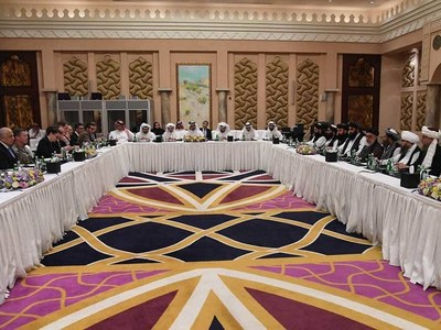 Afghan rivals to meet again after inconclusive Doha talks